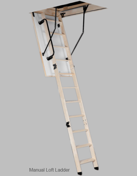 Loft Ladders / Attic Stairs.