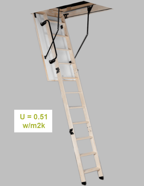 Loft Ladders Attic Stairs