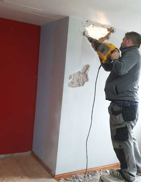 removing-wall