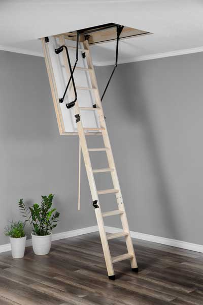 wooden-folding-loft-ladder
