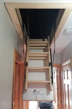 stewartstown-loft-ladder